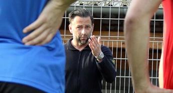 Interview mit dem neuen Trainer Dino Degenhard