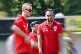 Trainer-Duo verlässt Sportfreunde