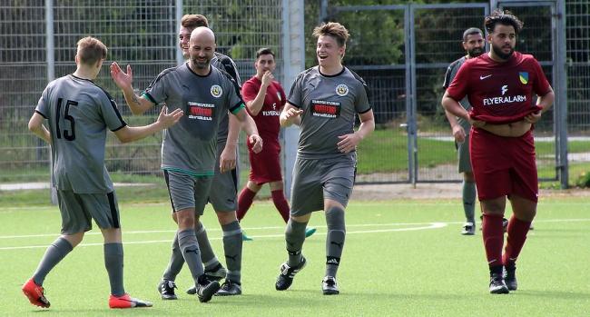 Sportfreunde überrollen dezimierten VfL
