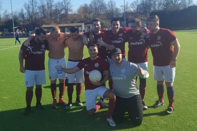 Sportfreunde 4 meldet sich erfolgreich zurück